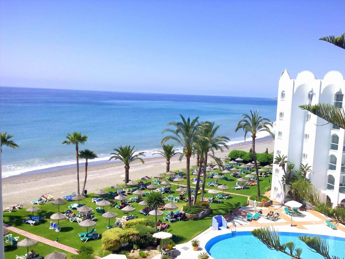 Nerja Taxi. The best taxi prices in Nerja